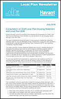 2016 Local Plan Newsletter